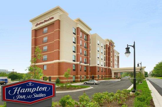 Hampton Inn & Suites Washington, DC North / Gaithersburg: Exterior Day