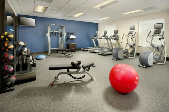 Hampton Inn & Suites Washington, DC North / Gaithersburg: Fitness Center