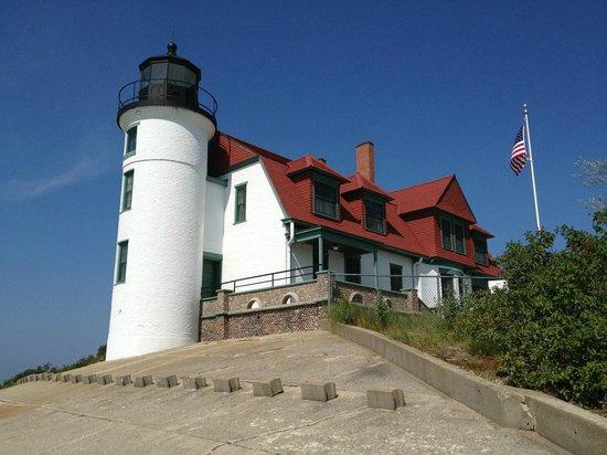Point Betsie Lighthouse: Pt. Betsie
