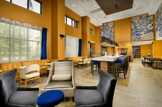 Hampton Inn & Suites Washington, DC North / Gaithersburg: Lobby