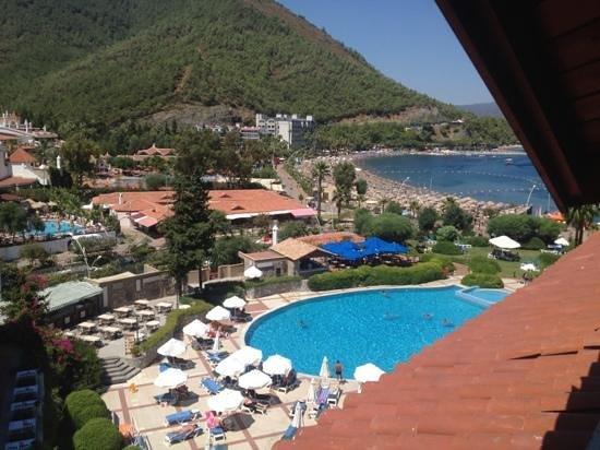 Marti La Perla: view from room 519