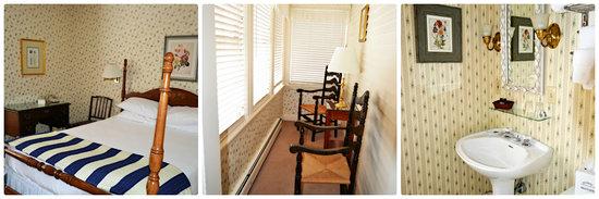 Inn at Montpelier: Room 25