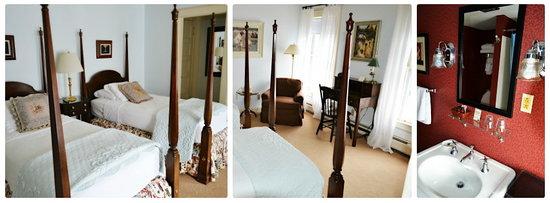 Inn at Montpelier: Room 3