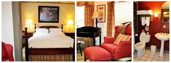Inn at Montpelier: Room 4