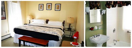 Inn at Montpelier: Room 8