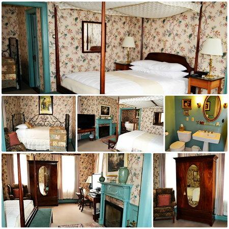 Inn at Montpelier: Room 2