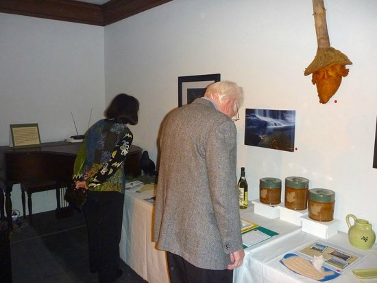 Black Mountain Center for the Arts: Combination art show and auction.