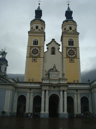 Hotel Löwenhof: La cathédrale de Bressanone
