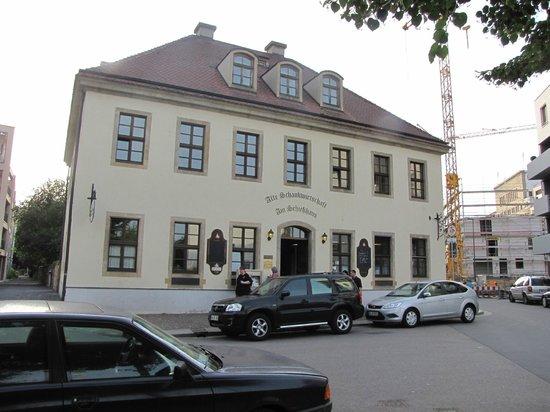 Zum Schiesshaus: Restaurant Front