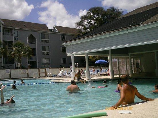 Arcadian Dunes Resort : main pool