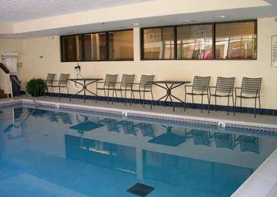 Hampton Inn Norman: Indoor Pool