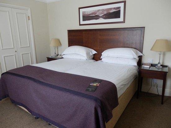 Macdonald Swan Hotel: Room number 4
