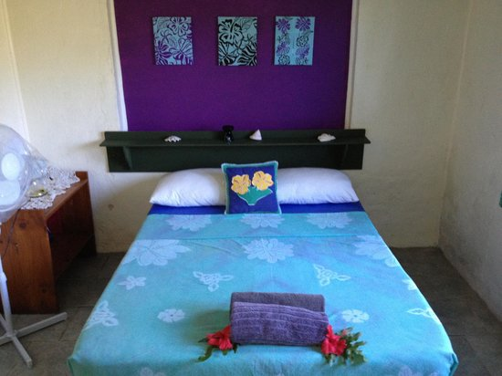 Amuri Guesthouse: Room with double bed
