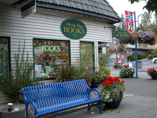 Liberty Bay Books Poulsbo WA