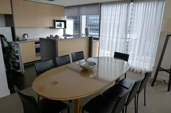 Adina Apartment Hotel Melbourne: 3-bedroom deluxe penthouse