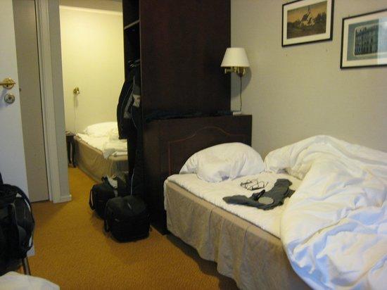BEST WESTERN Tingvold Park Hotel: dit krijg je als koppel om de nacht door te brengen