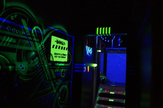 Laser Game Evolution Lille