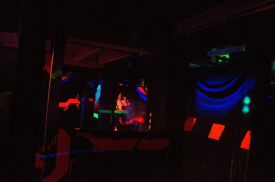 Laser Game Evolution Lille : LGE Lille