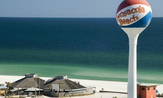 Pensacola Beach: Landmarkk