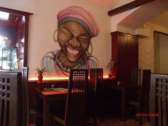 Hotel Mala Strana : O restaurante Made in Brasil também é sensacional, principalmente o Carlinhos. Imperdível.