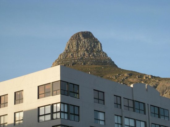 Atlantic Affair Boutique Hotel: View from hotel