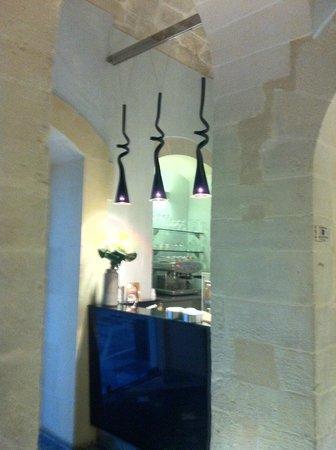 De Stefano Palace: Cafeteria