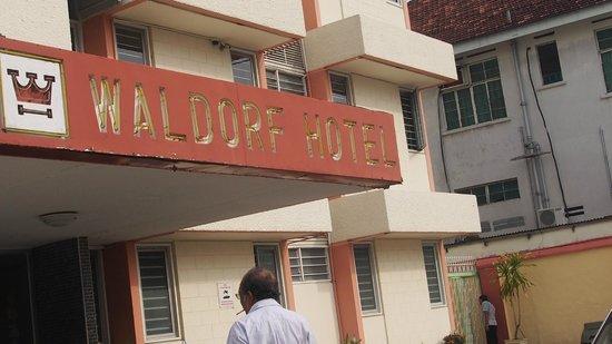 Waldorf Hotel: Waldrof Hotel