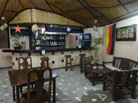 La Petra Beach Resort : Hotel resraurant