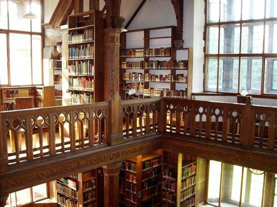 St. Deiniols Bibliothek Hawarden