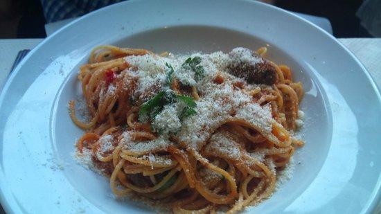 Giuliano: Spicy Meatballs!