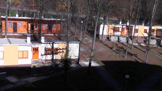 Hotel Vz Vranov: Cottages