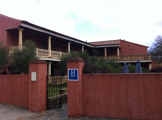 Hotel Molino del Arco: Hotellet