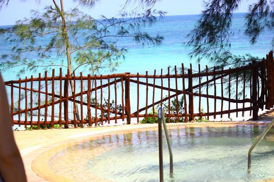 Baobab Beach Resort & Spa: Wellness centre