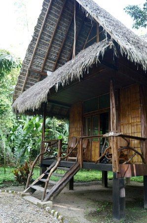 Cotococha Amazon Lodge: front of lodge