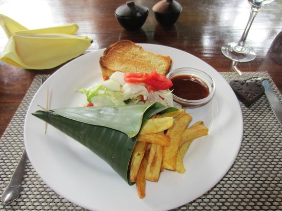 Zanzibar Retreat Hotel: Snack