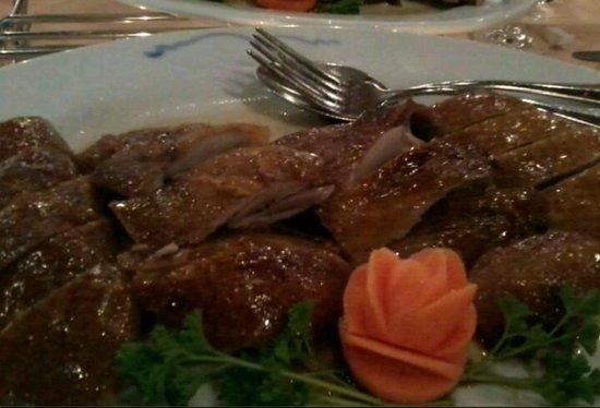 Au Canard Pekinois: canard pékinois