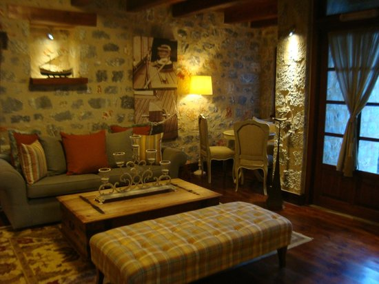 Porto Vitilo Boutique Hotel: χωρος καφε