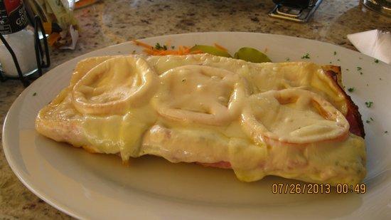 Delifrance: Cuban Sandwich
