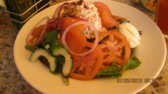 Delifrance: Norwegian Salad