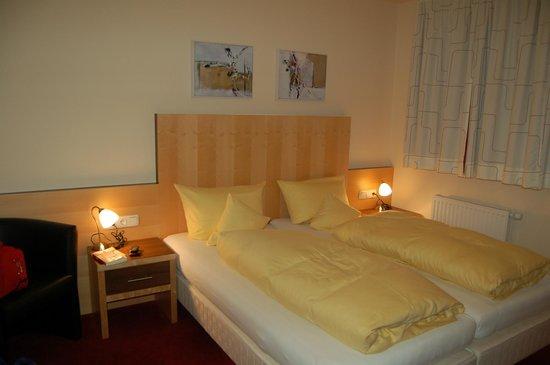 Haus Sonneneck: Ruime, lichte, frisse slaapkamers