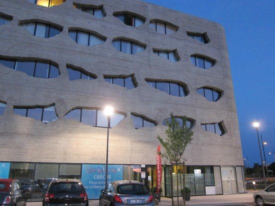 Appart'City Confort Montpellier Millénaire : Extérieur hôtel
