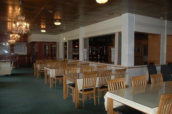 Lofoten Summer Hotel: Sala da paranzo/colazione