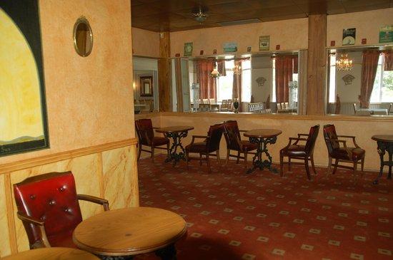 Lofoten Summer Hotel: salotto