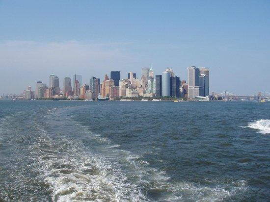 Staten Island Ferry Parking Ticket
