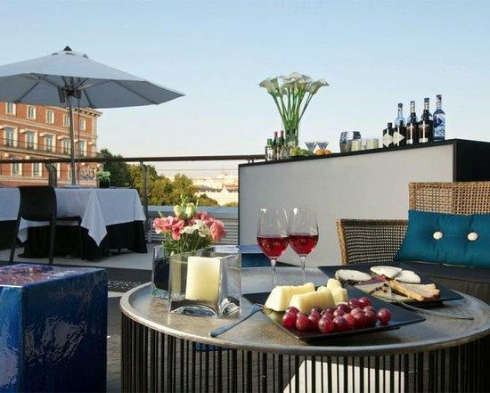 El Mirador del Thyssen : Foto de la terraza