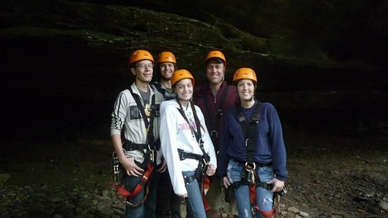Soaring Cliffs Zip Line Course: Family Fun!