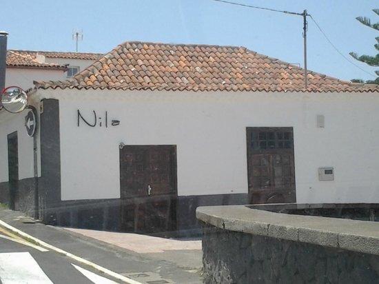 Facahada del Nila