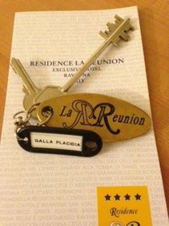 Residence La Reunion : Suite Galla Placidia
