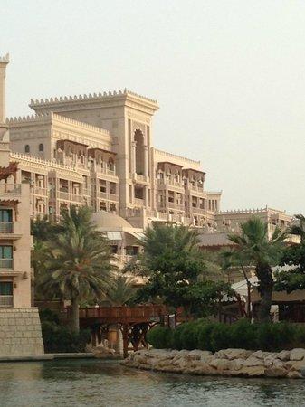 Jumeirah Mina A'Salam: View of the Madinat Jumeirah complex