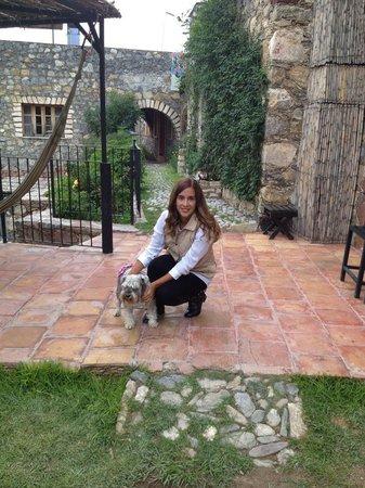 Refugio Romano: Dos hermosas
